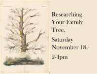 Researching your Family Tree