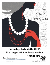 """2nd Time Around Jewelry Sale"""