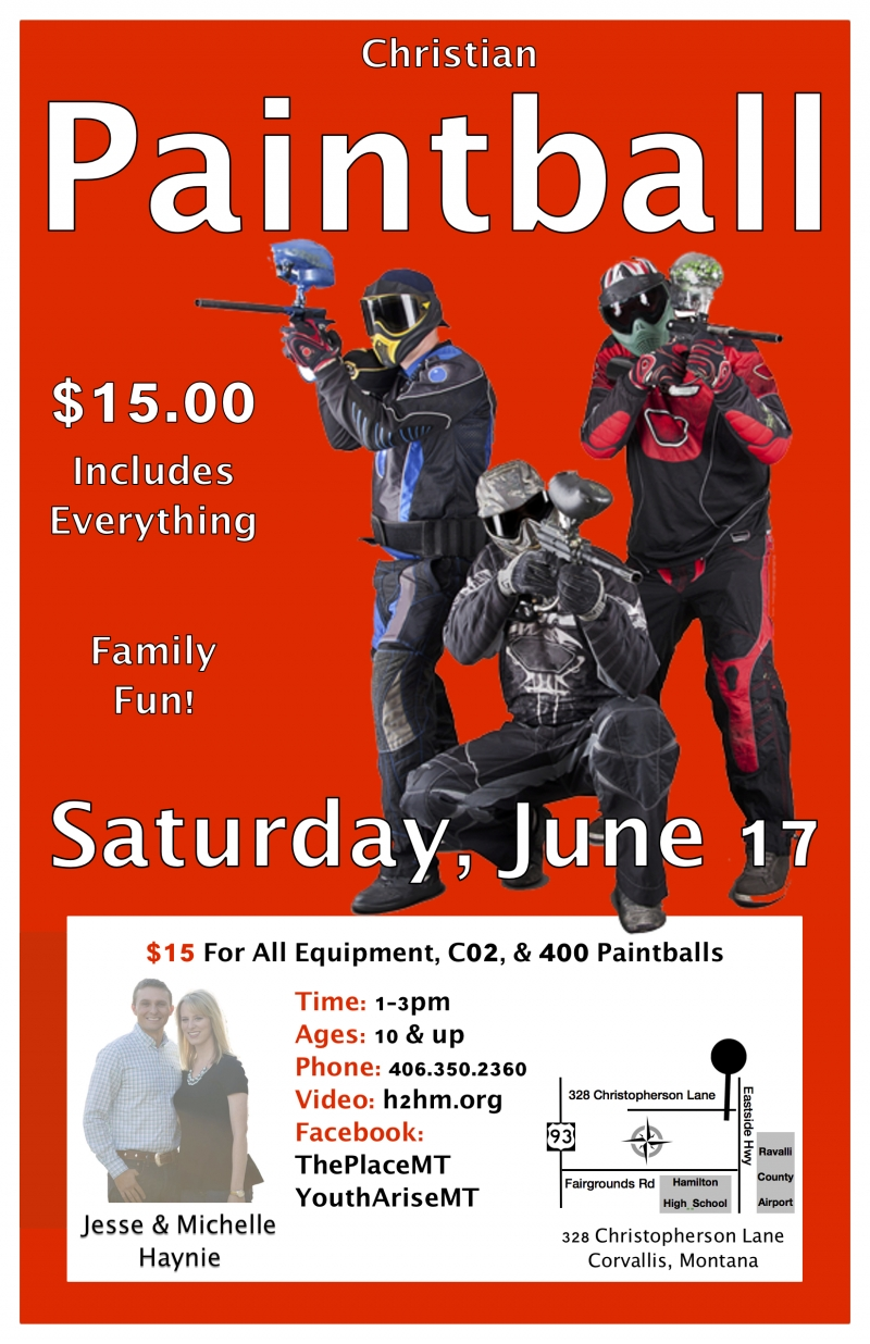corvallis paintball