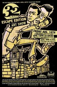 32 Cells Art Show: Escape Edition