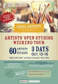 Boise Open Studios Tour Weekend