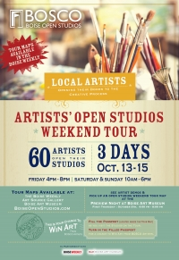 Boise Open Studios (BOSCO)