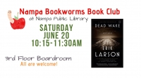 Nampa Bookworms Book Club