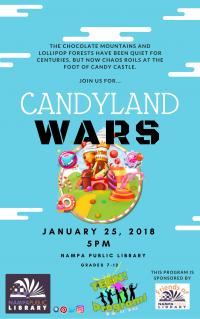 Candyland Wars