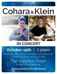 Cohara & Klein in Concert