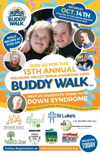 15th Annual TVDSA Buddy Walk