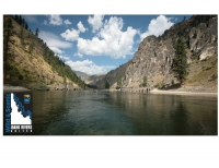 An evening down the Salmon River with Cort Conley
