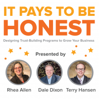 Business Success Workshop: It Pays to be Honest