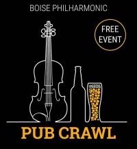 Boise Phil Pub Crawl