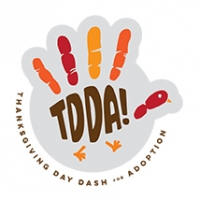 Thanksgiving Day Dash for Adoption