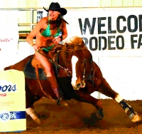 5th Annual Bikini Barrel Race & Bull Riding