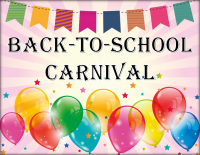 Central Bench Back-to-School Carnival