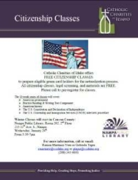 FREE Citizenship Classes