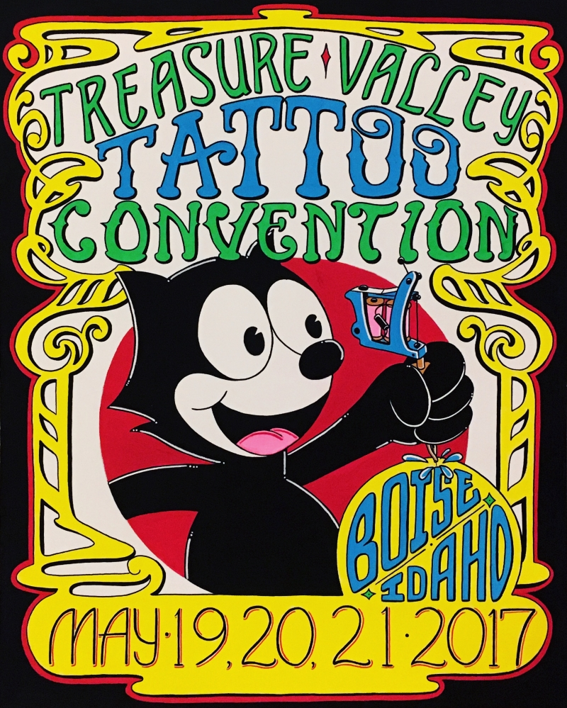 treasure valley tattoo convention 05 19 2017 boise idaho