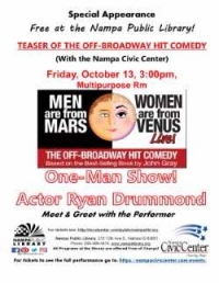 Free Teaser of Men Are From Mars Women Are From Venus