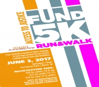 Access to Justice FUND Run/Walk