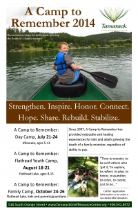 A Camp to Remember: Flathead Youth Camp