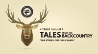 3rd Annual Tales from the Backcountry