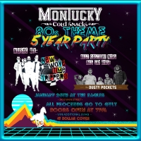 Montucky Cold Snacks 80's Theme B-Day Bash!