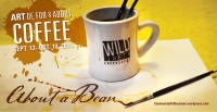 Coffee art show submissions due Sept. 1