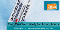 Cold Weather Safety for Aging Adults