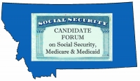 Candidate forum on Social Security, Medicare & Medicaid