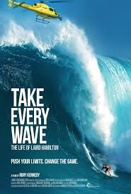 "Be Sure To ""Take Every Wave"""
