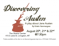 Discovering Austen