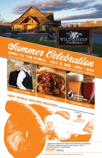 WSF 3rd Annual Summer Celebration and Open House