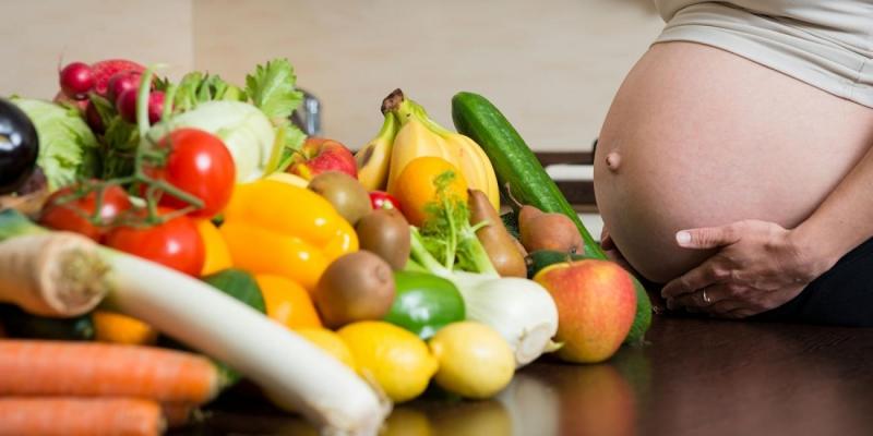Полезная пища для беременной