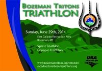 Bozeman Tritons Triathlon