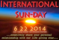 International SUN-day