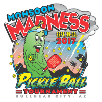 The Monsoon Madness Pickleball
