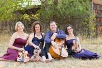 The Cascade Quartet presents
