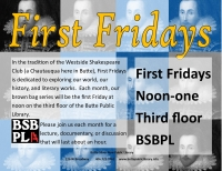 First Fridays! 100 Years Documentary