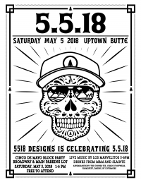 5.5.18 - Cinco De Mayo Block Party