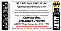 Eat Wings - Raise Funds for OGCT