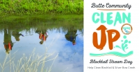 Butte Community Clean Up Blacktail Stream Day