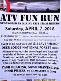 ATV Fun Run