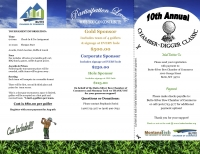 10th Annual Chamber/Digger Golf Classic