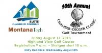 Chamber Digger Classic Golf Tournament