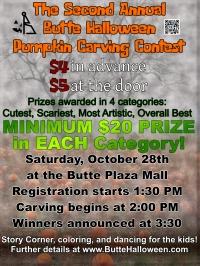 Pumpkin Carving Contest