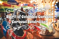 Spirit of Columbia Garden Carousel Fundraiser