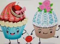 Kid's Cupcake Party