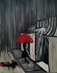 Paint Party! Rainy Day