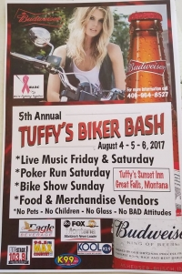 Tuffy's Biker Bash Weekend a Fundraiser for WABC