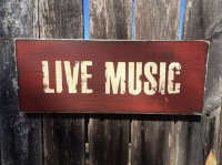 Live music Saturday night at Flame & Cork