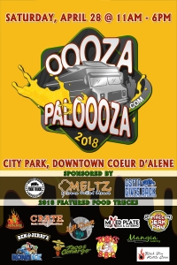 2018 Ooozapaloooza Food Truck Rally