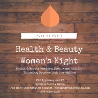 Health & Beauty Women's Night
