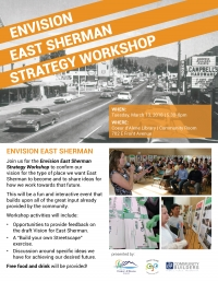 Envision East Sherman Strategy Workshop